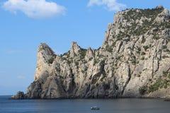 Crimean mountains Stock Photo
