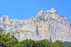Crimean mountains Stock Images