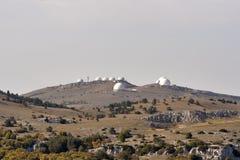 Crimean observatory Stock Photo