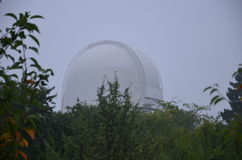 Crimean Observatory in Russia Stock Image