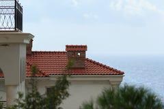 Crimean resort. stock image