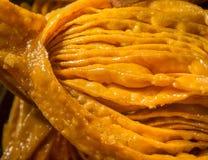 Crimean tatar baklava. Tatar baklava. Tasty traditional sweets of Crimea Stock Image
