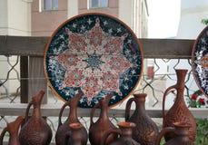 Crimean Tatar ceramics Stock Photography