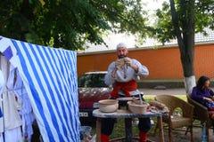 Crimean Tatar Gonchar royalty free stock images