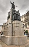 Crimean War Memorial, London, UK Stock Photos