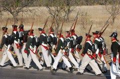 Crimean War reenactment Royalty Free Stock Photo