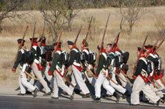 Crimean War reenactment Royalty Free Stock Image