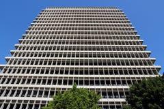 Criminal Courts Building, LA Stock Images