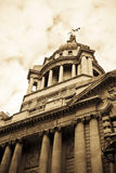 Criminal Courts, London UK. The Criminal Courts, Old Bailey, London, England Stock Photography