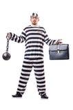 Criminal de Convict Fotografía de archivo libre de regalías