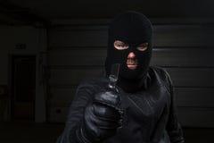 Criminale Fotografia Stock Libera da Diritti