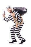 Criminale di condannato Immagini Stock