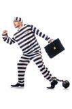 Criminale di condannato Immagini Stock Libere da Diritti