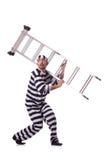 Criminale di condannato Immagine Stock