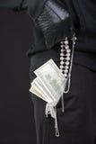 criminalité Photographie stock libre de droits
