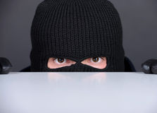 criminality fotografie stock libere da diritti