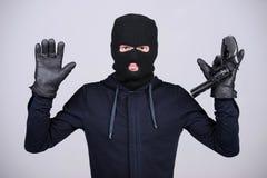 criminality fotografia stock
