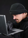 criminality Fotografie Stock
