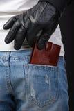 criminality Fotografia Stock Libera da Diritti