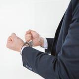 Crimine impiegatizio Immagini Stock Libere da Diritti