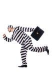 Criminoso de condenado Fotos de Stock Royalty Free
