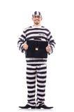 Criminoso de condenado Imagem de Stock