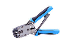 Crimp tool Royalty Free Stock Photo