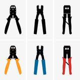 Crimpers Stock Photography