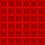 Crimson abstract background composed of squares, optical art wallpaper Royalty Free Stock Images