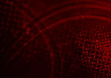 Crimson grunge backdrop Royalty Free Stock Photo