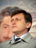 Crin Antonescu Stock Image