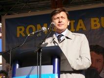 Crin Antonescu Stock Photo