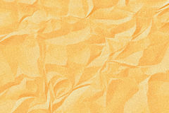 Crinkle paper Stock Image