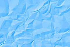 Crinkle paper. For background and texture Stock Photo