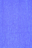 Crinkled blue paper scrapbooking. Background Royalty Free Stock Photo