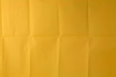 Crinkled brown paper. For background Royalty Free Stock Photos