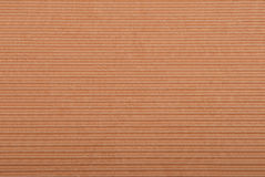 Crinkled cardboard background Stock Photos