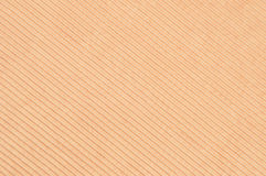 Crinkled cardboard background Royalty Free Stock Photos