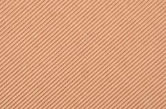 Crinkled cardboard background Stock Photo