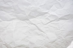 Crinkled paper Royalty Free Stock Image