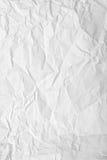 crinkled papper Fotografering för Bildbyråer