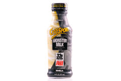 Criosport Monster Milk Royalty Free Stock Photo