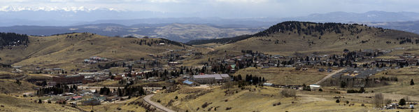 Cripple Creek, Colorado Stock Photo