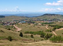 Cripple Creek, Colorado Royalty Free Stock Photos