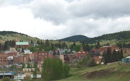 Cripple Creek, Colorado Royalty Free Stock Photography