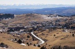 Cripple Creek. One of Colorado gaming and gambling towns Royalty Free Stock Photos
