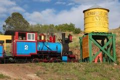 Cripple Creek and Victor Narrow Gauge Railroad Royalty Free Stock Photo