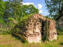 Cripta de la familia Foto de archivo