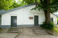 Cripta de Rebbi Elimelech - Lezajsk - Polonia Foto de archivo libre de regalías