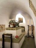 Cripta de Skarga - Kraków - Polonia Imagen de archivo libre de regalías